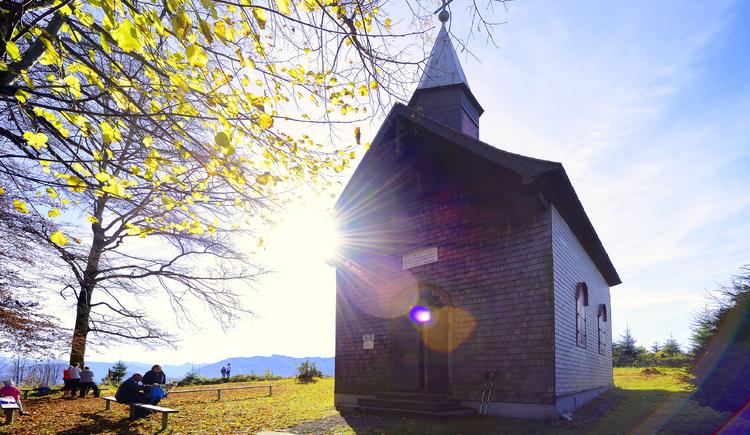 Richtberg Taferl Kapelle (© MTV Ferienregion Traunsee)