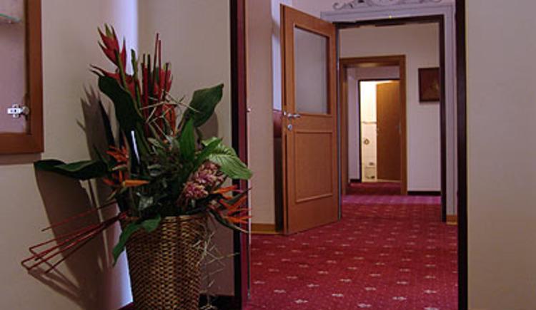Hotel Alexandra Wels,Flur (© Hotel Alexandra)