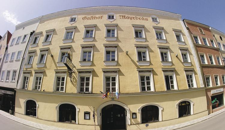 Frontansicht (© Tourismus Braunau)
