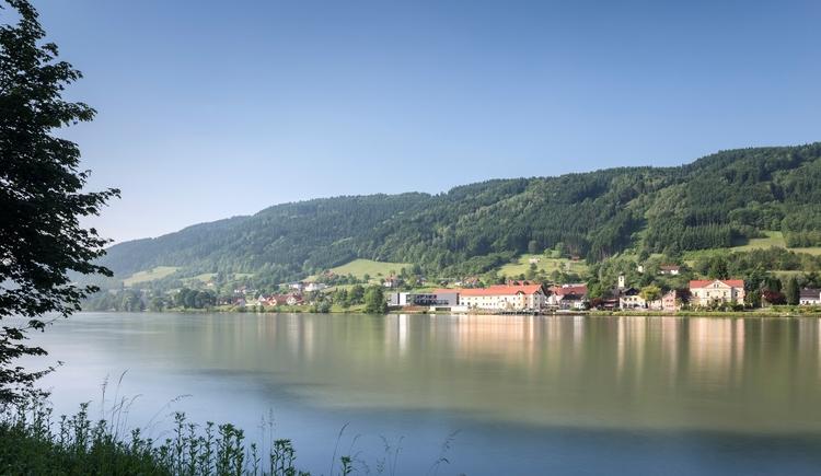 Wesenufer Hotel & Seminarkultur an der Donau. (© Wesenufer Hotel & Seminarkultur an der Donau)