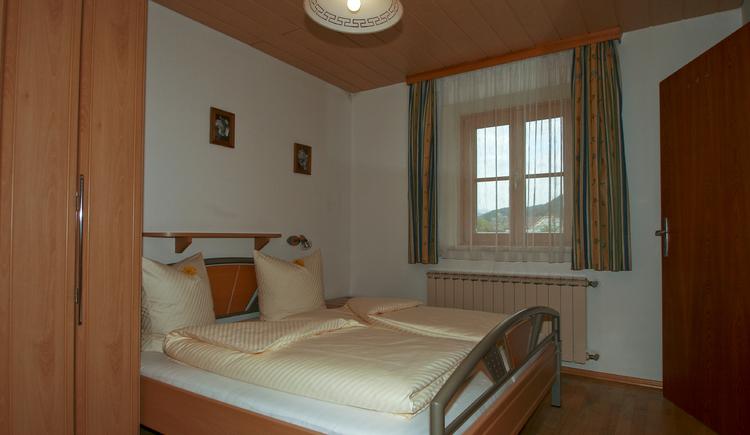 Fereinwohnung Rettenkogel Schlafzimmer