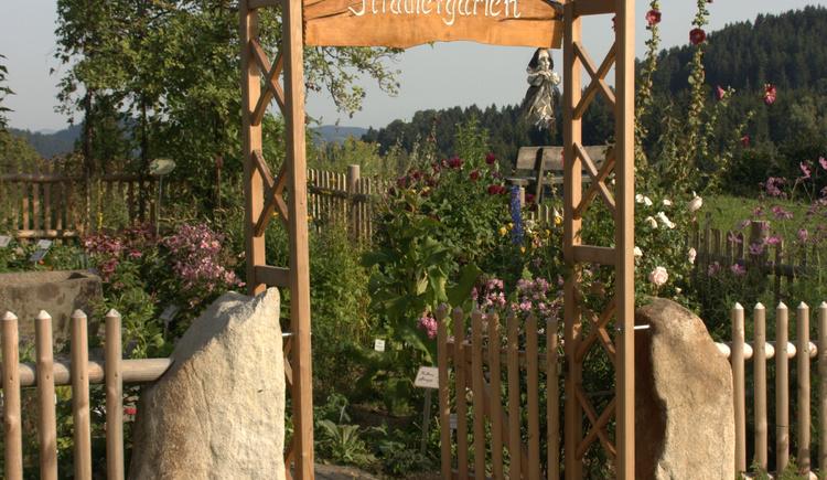 Kraeutergarten (© Herbert Schauer)
