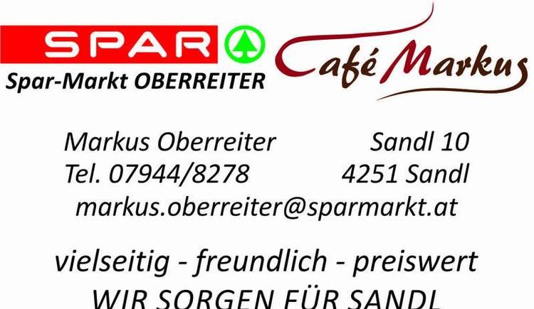 Spar-Markt Oberreiter Sandl