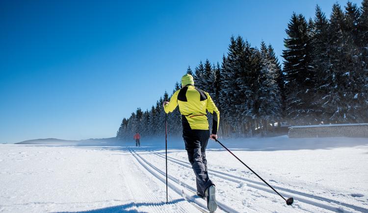Wintersportarena Liebenau. (© Mühlviertler Alm Hawlan)