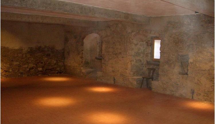 Innenräume für Veranstaltungen (© Kulturverein Burg Piberstein)