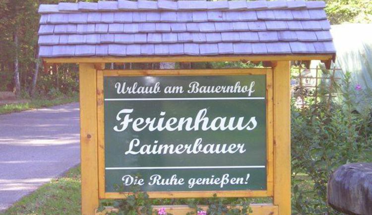 Laimerbauer Faistenau