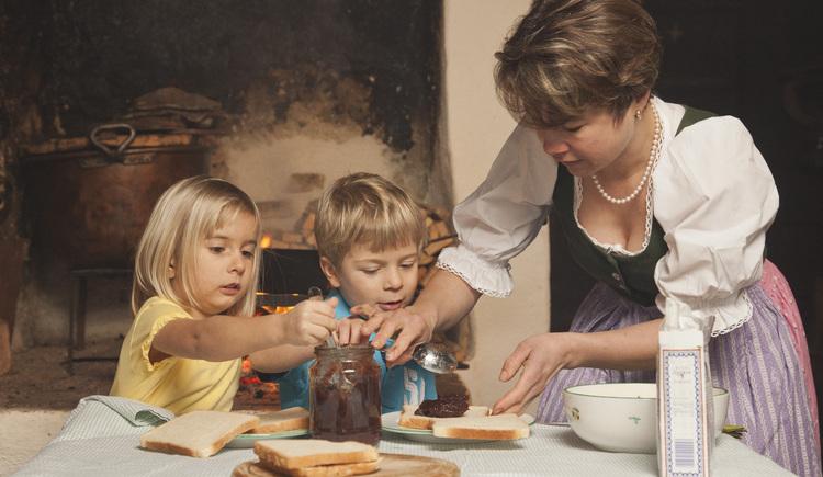 Via culinaria für Kinder!