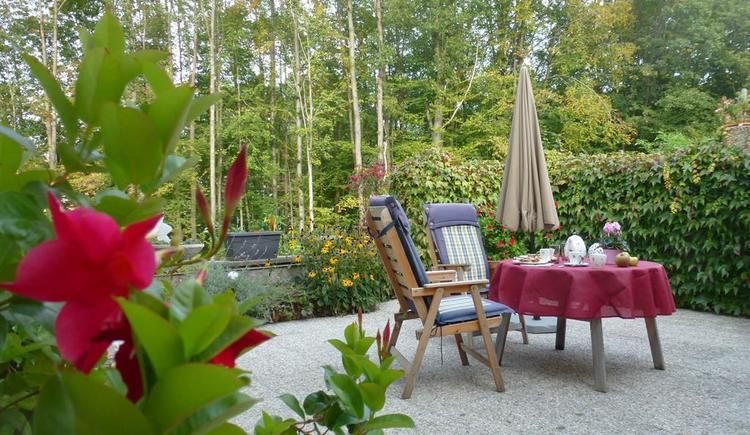 Innenhof_P1050394 (© Apartment Heidelinde)