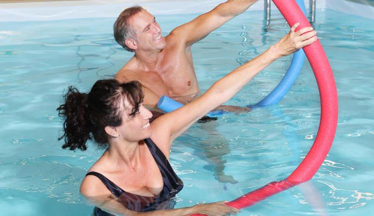 Wassergymnastik (© Alpenmoorbad)