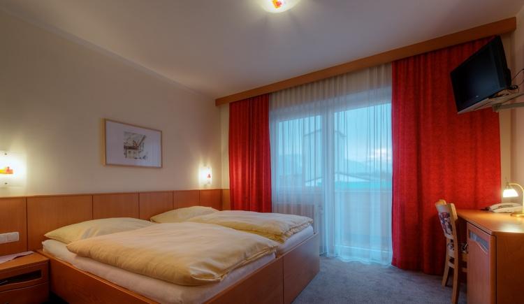 Zimmer Leonsteinerhof. (© Latschenberger)