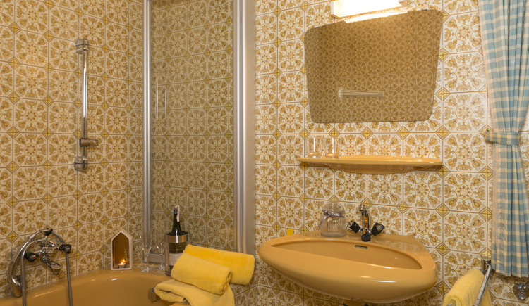 Ferienwohnung Girbl Badezimmer