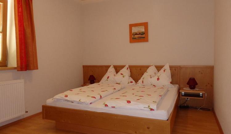 Schlafzimmer Gamsenberg (© Silberleithner Ricki)