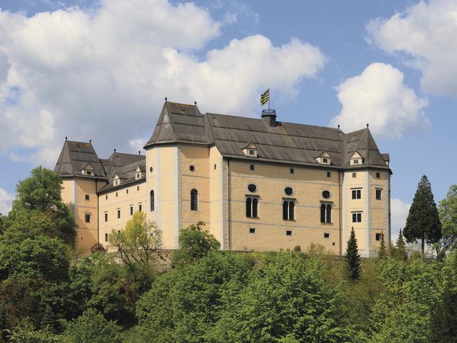 Schloss Greinburg, Grein/Donau (© Stiftung der Herzog von Sachsen-Coburg und Gotha'schen Familie)