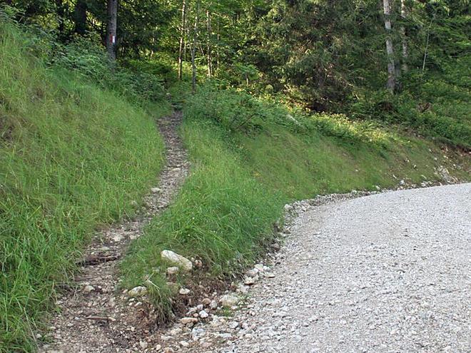 Wegpunkt 15 (© Wolfgangsee Tourismus)