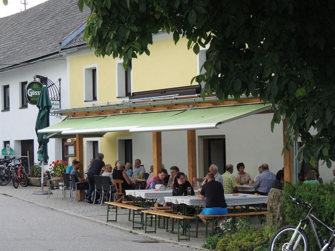 Jausenstation Mosthütte