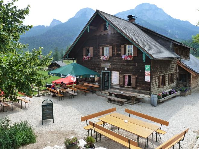 Buchberghütte (© WTG)