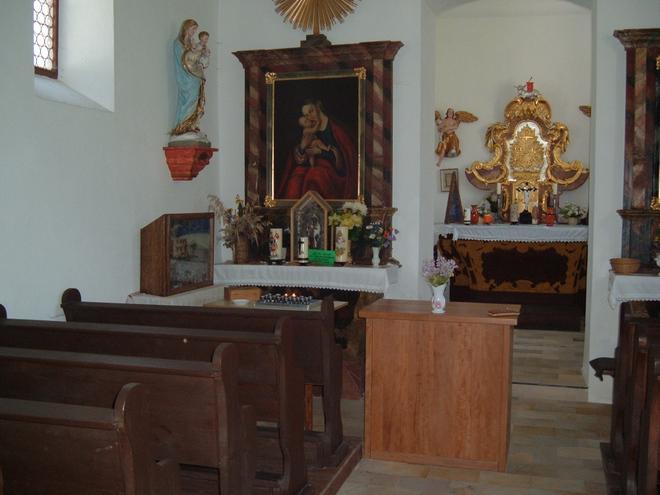 St. Nikola Kirche Inzell
