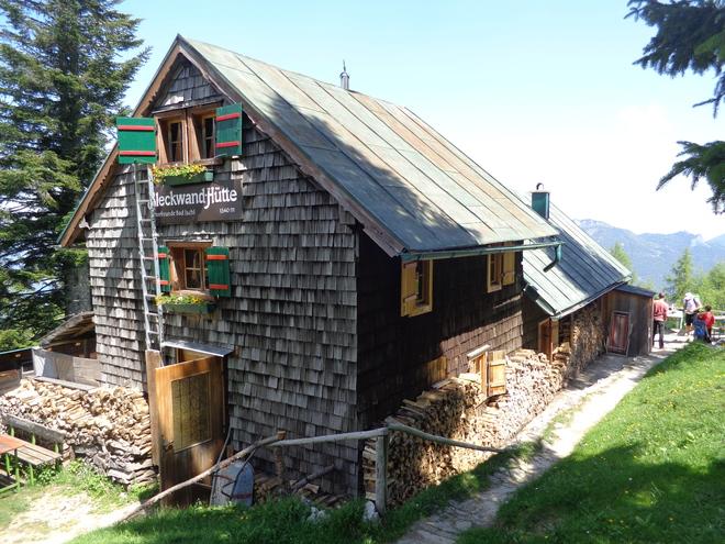 Bleckwandhütte (© WTG)
