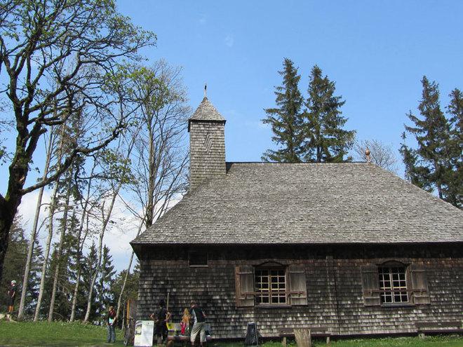 Church 'Kolomanskirche' (© www.mondsee.at)