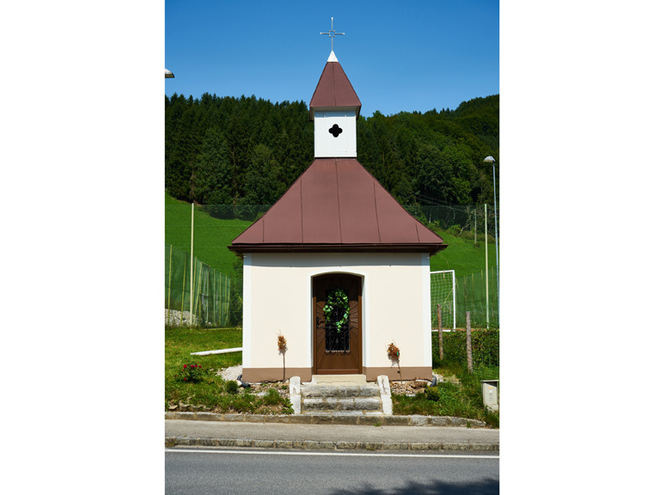 Auhof Kapelle (© Matthias Winkler)