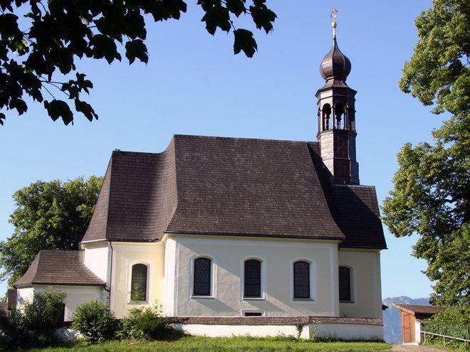 Wallfahrtskirche Maria Hilf (© www.mondsee.at)