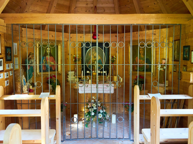 Hölzldorf Kapelle (© Matthias Winkler)