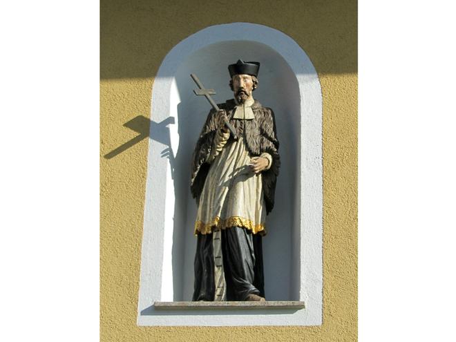 Nepomuk Statue (© Annelu Wenter)