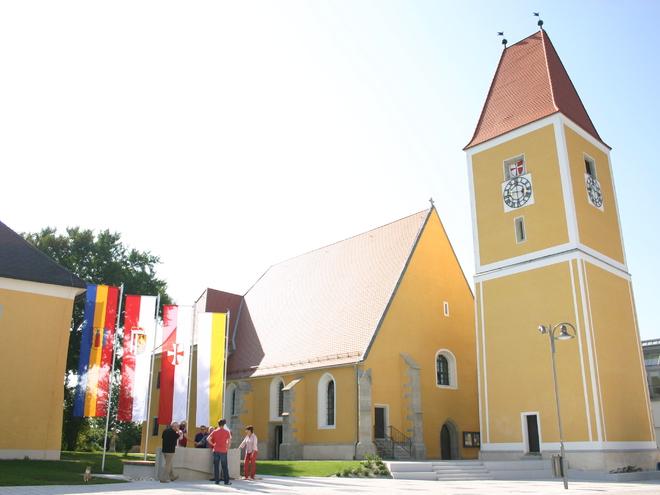 kirche Feldkirchen an der Donau (© TVB Feldkirchen an der Donau)