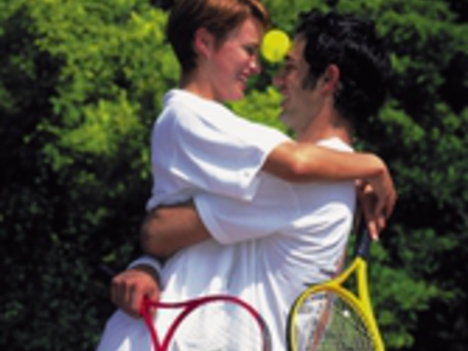 Tennisanlage Pfarrkirchen (© OÖ Tourismus)
