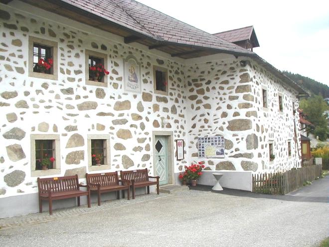 Bauernmoebelmuseum Hirschbach - Ansicht (© Gemeindeamt Hirschbach)