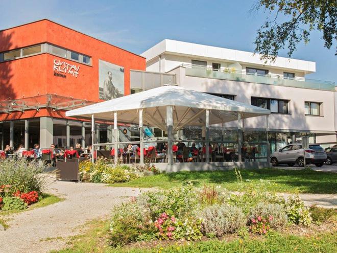 Gustav Klimt Zentrum (© Mag. Brigitte Klein)