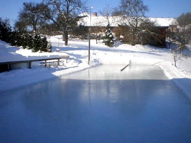 Eisstockschießen beim Wirt auf da Fürling (© Rampetsreiter)