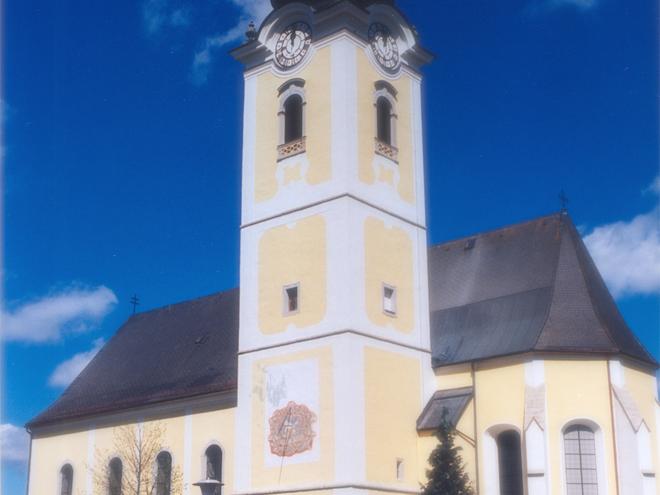 Pfarrkirche Hartkirchen