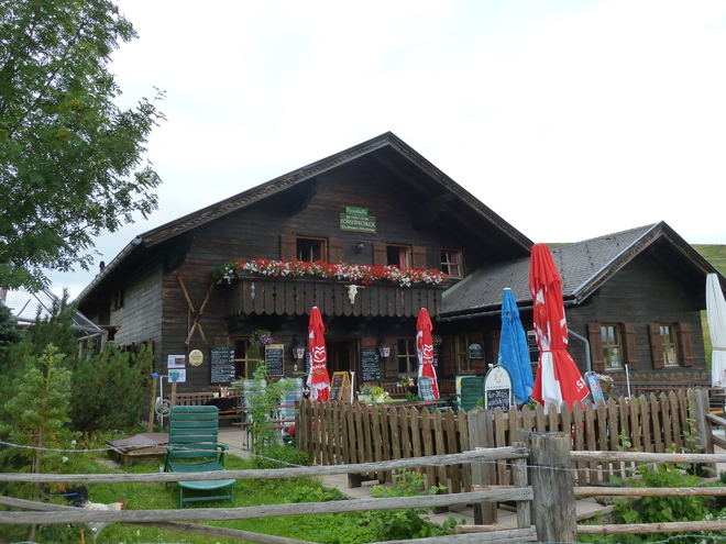 Schafbergblickhütte (© WTG)