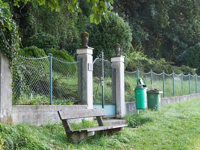 Urnenfriedhof (© Matthias Winkler)
