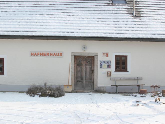 Das Hafnerhaus (© Verbund OÖ. Museen)