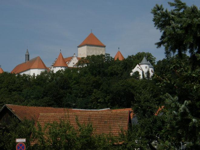 Stadt Wörth-Burg (© Hans Wieser)