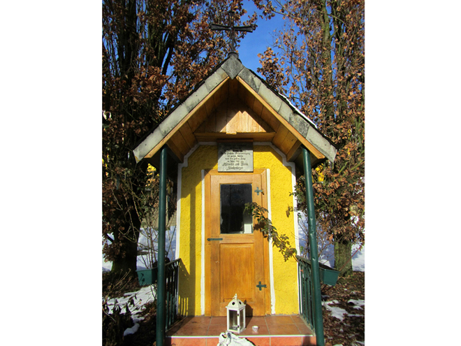 Schinagl Kapelle (© Annelu Wenter)