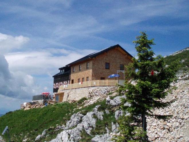 Gmundner Hütte um Traunstein 2