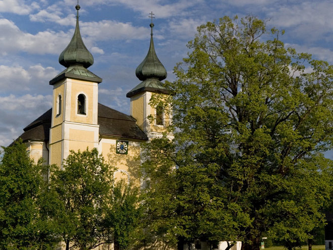 Kirche St. Lorenz (© www.mondsee.at)