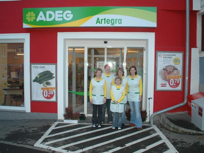 ADEG-Kaufhaus (© TV Pfarrkirchen)