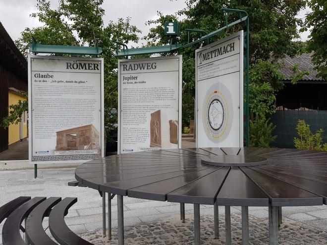 roemerradweg-rastplatz-innviertel-tourismus (© Innviertel Tourismus)