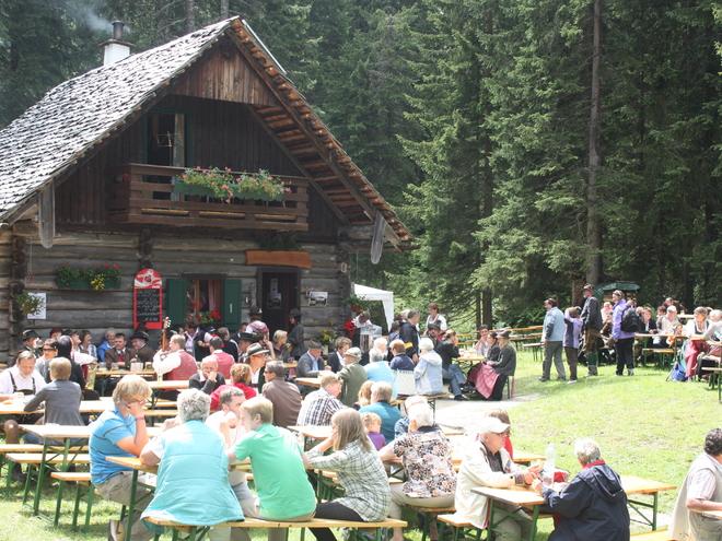 Badstub'n Hütte (© Grill Elisabeth)