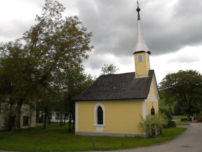 Kapelle Oberaschau (© Tourismusverband MondseeLand)