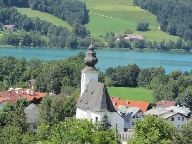 Pfarrkirche Zell am Moos (© www.mondsee.at)