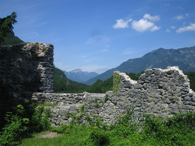 Ruine Wildenstein (© Tourismusverband Bad Ischl)