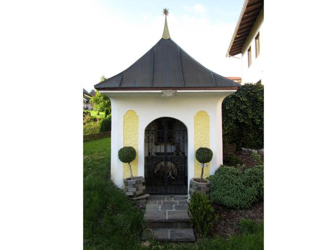 Schönmühl Kapelle (© Annelu Wenter)