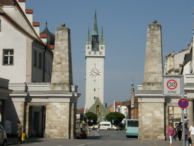 Stadtturm Straubing (© Hans Wieser)