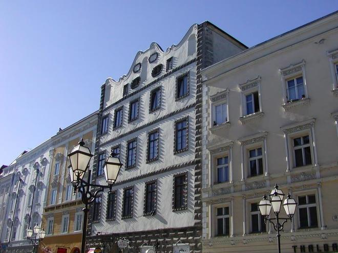 Wels: Weiß'sches Freihaus