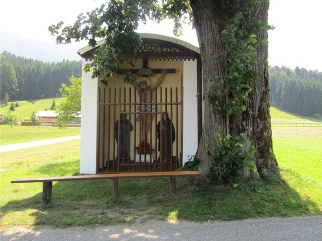 Sterbauer Kapelle (© Annelu Wenter)